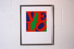 3 colour print, giclee, A3